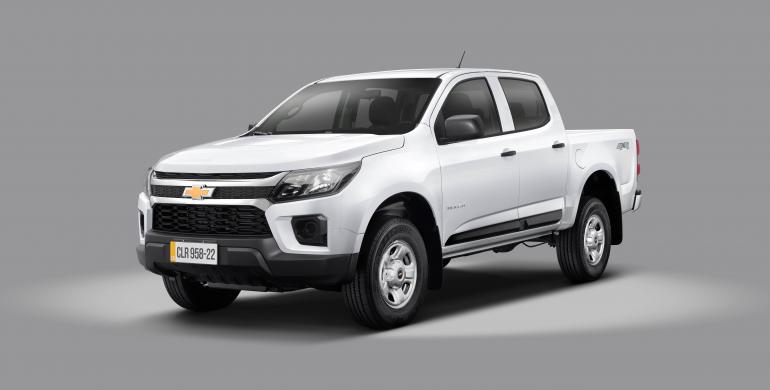 ¡Nueva Chevrolet Colorado! una Pick Up hecha a la medida del trabajador colombiano