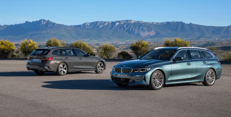 El nuevo BMW Serie 3 Touring llega a Colombia