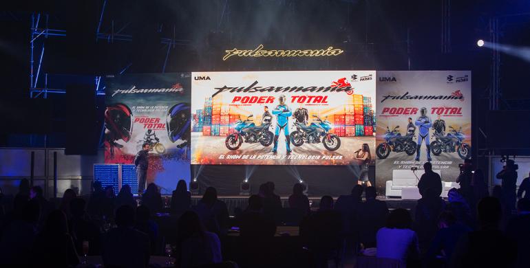 Los reflectores sobre las motos ¡Comienza oficialmente Pulsarmanía 2021!