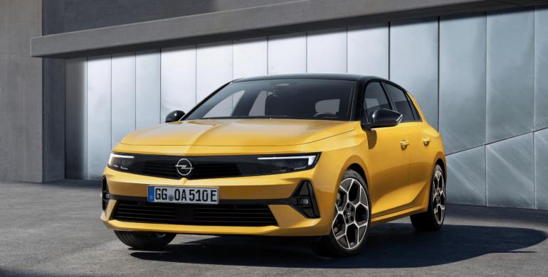 ¡La nueva cara del Opel Astra 2022! El compacto que llega a revolucionar el mercado europeo