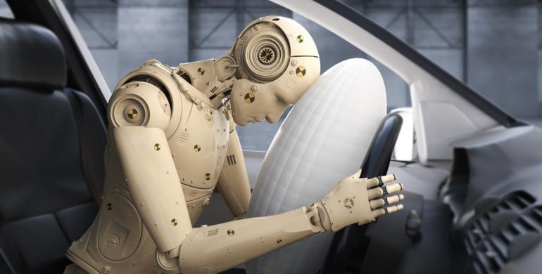 ¿Qué tanto sabes sobre los airbags del carro?