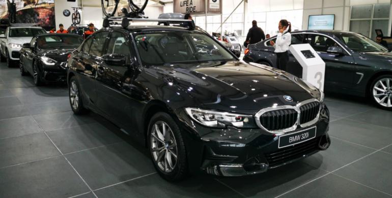 El BMW 320i, un clásico que vuelve al país en su versión Sport Line