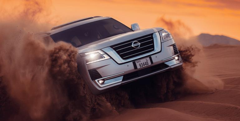 Nueva Nissan Patrol: una combinación entre elegancia y poder