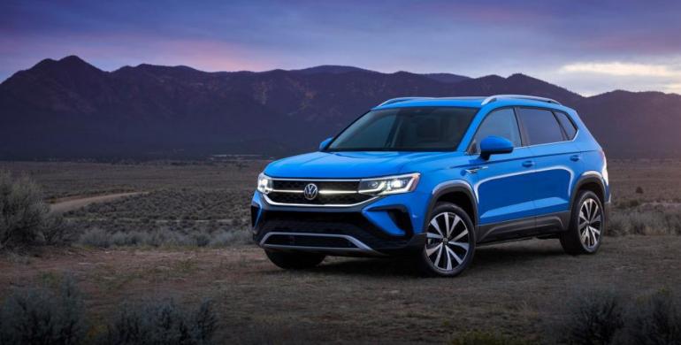 Así es el nuevo Volkswagen Taos, un SUV pensado para la familia