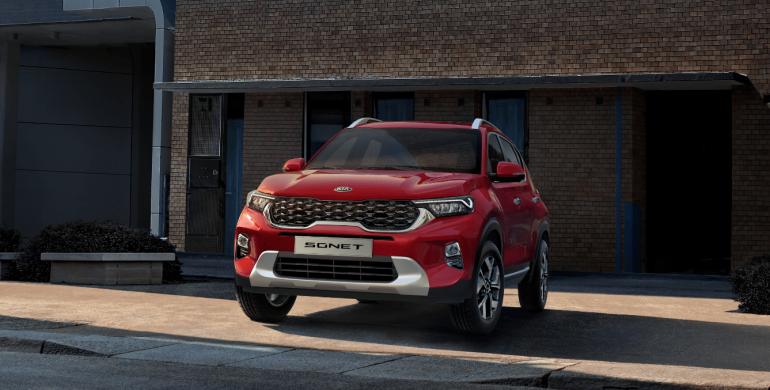 Kia oficializa la llegada de la SUV Sonet a Colombia