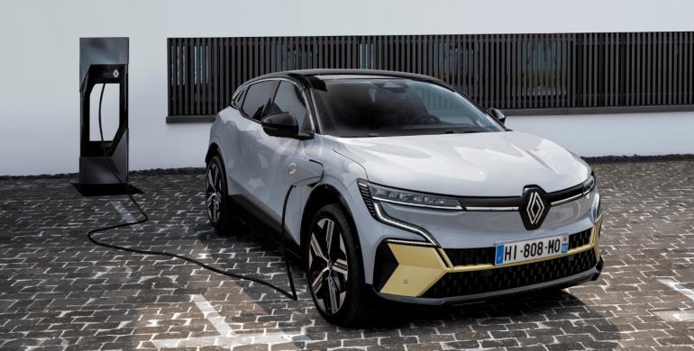 ¡Confirmado! Así es el nuevo Renault Mégane Eléctrico