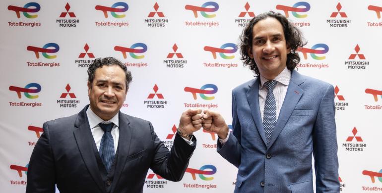 TotalEnergies será el nuevo proveedor de lubricantes de Mitsubishi Motors