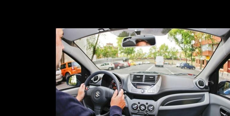Conductor, el calor puede causar accidentes