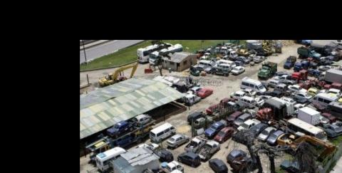 Cerca de 6 mil carros permanecen inmovilizados en Bogotá