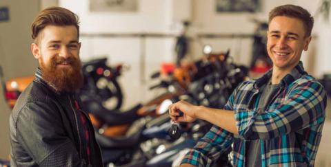 Cuánto vale el traspaso de una moto