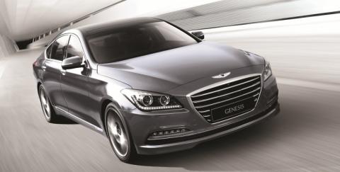 100.000 unidades vendidas por el sedán Génesis 2015 de Hyundai