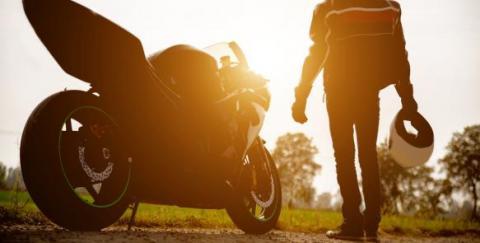 ¿Cómo andar bien protegido en moto?