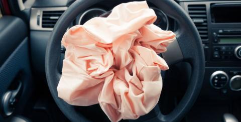 """¿Sabe usted cómo funciona un """"airbag""""?"""