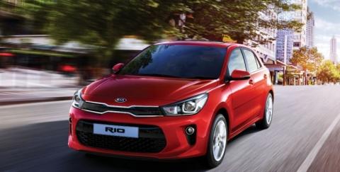 All New Rio: Seguridad y confort en un solo vehículo