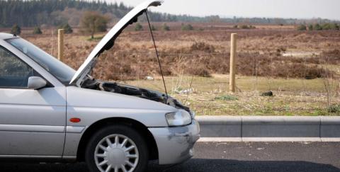 ¿Varado en carretera? consejos y recomendaciones