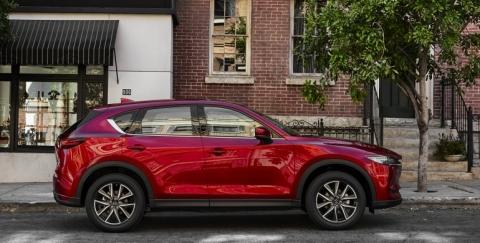 Mazda CX-5 presenta su nueva y renovada versión