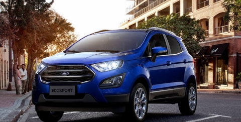 Nueva Ford Ecosport, transforma tu imaginación en acción
