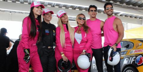 Las 6 Horas de Bogotá fueron Color Rosa