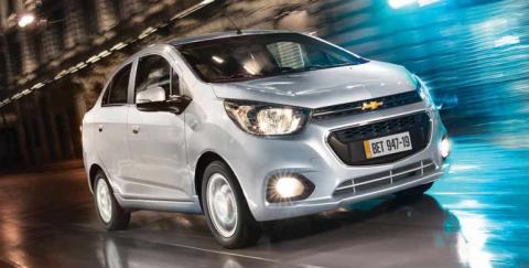 Espacio, tecnología y estilo en el nuevo Chevrolet Beat