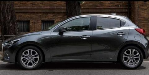 Mazda 2, un vehículo cada vez más seguro