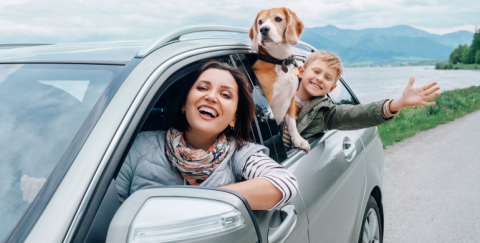 Los 10 mandamientos para conductores en Semana Santa