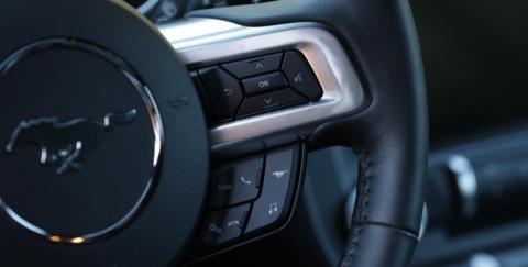 Así se ven los nuevos Mustang Shelby GT-350 y Mustang GT Premium