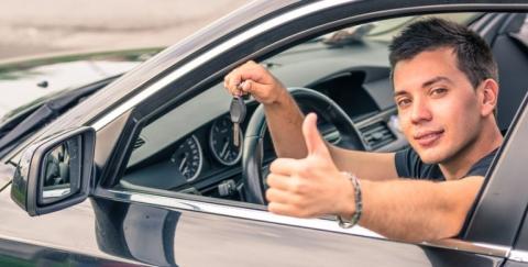 Test para conductores de carro
