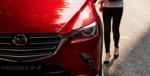 Mazda CX-3 2019 lanzamiento Colombia