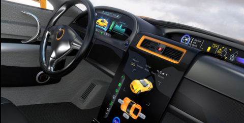 """Gadgets para convertir tu vehículo en """"un auto inteligente"""""""