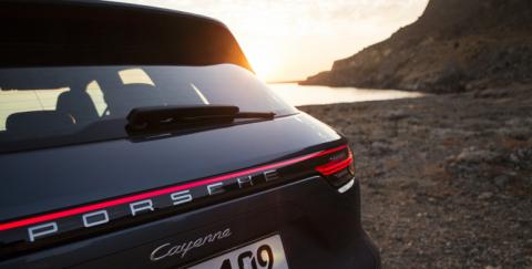 Nuevo Porsche Cayenne: Autoelite Colombia