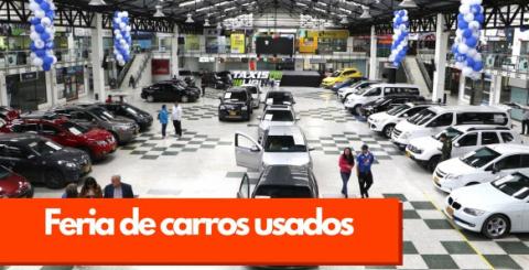 Dónde comprar carros usados en Bogotá