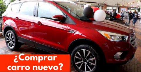 José Clopatofsky: ¿es un buen momento para comprar carro nuevo?