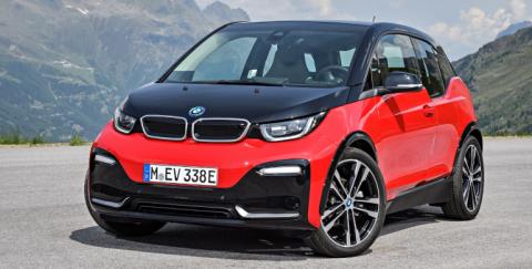 BMW i3s: precio y características
