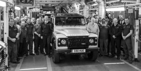Land Rover: 70 años de historia