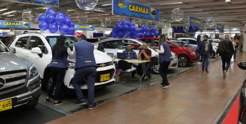 Nextar sirvió nuevamente para comercializar miles de vehículos usados.