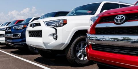 Carros Toyota