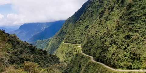 Roads-Colombia