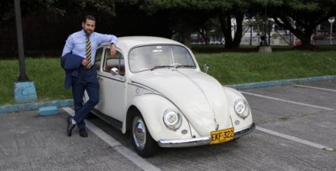 Johnatan Nieto y Escarabajo
