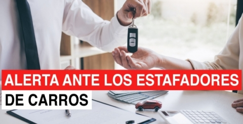 Estafas de Carro