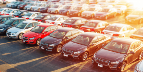 Nueva caída en la venta de carros en el país